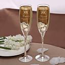 Χαμηλού Κόστους Προσκλητήρια Γάμου-Κρύσταλλο Το ψήσιμο φλάουτα Κουτί Δώρου Κλασσικό Θέμα Άνοιξη Καλοκαίρι Φθινόπωρο