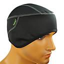 ราคาถูก หมวกปั่นจักรยาน-SANTIC หมวกขี่จักรยาน / หมวก Helmet Liner หน้ากากใบหน้า หมวก แขนเปิดไหล่ รักษาให้อุ่น กันลม ทน UV ระบายอากาศ Sweat-wicking การปั่นจักรยาน / จักรยาน สีดำ ฤดูหนาว สำหรับ สำหรับผู้ชาย สำหรับผู้หญิง