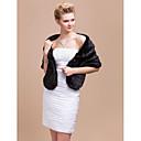 Χαμηλού Κόστους Φορέματα Λολίτα-Φτερό / Γούνα Πάρτι / Βράδυ / Causal / Γραφείο & Καριέρα Γούνινες Εσάρπες / Σάλια Με Σάλια