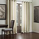 billiga Fönstergardiner-skräddarsydda miljövänliga gardiner draperar två paneler för vardagsrum