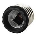 baratos Bases & Conectores para Lâmpadas-e40 a e27 e27 acessório de iluminação soquete de lâmpada