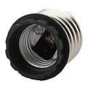 billige Lampesokler og kontakter-e40 til e27 e27 belysning tilbehør lyspære socket adapter lampe holder