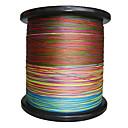 billiga Fiskerullar-PE Frätlina / Dyneema Fiskelina 2000m / 2200 varv PE 100 pund 90 pund 80 pund 0.10/0.12/0.14/0.20/0.23/0.26/0.28/0.34/0.37/0.40/0.45/0.50/0.55/0.60 mm / 70 pund / 60 pund / 50 pund / 40 pund
