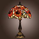 billiga Bordslampor-Tiffany Bordslampa Till Vardagsrum Sovrum 110-120V 220-240V