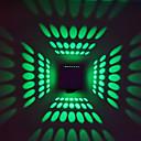 Χαμηλού Κόστους Ξεπλύνετε φώτα τοίχο Όρος-BriLight Μοντέρνο / Σύγχρονο Μέταλλο Wall Light 90-240 V 3W