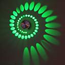billige Flush Mount-lamper-Moderne / Nutidig Metall Vegglampe 90-240V 3W