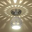 Χαμηλού Κόστους Χωνευτή Τοποθέτηση-Φωτιστικά Χωνευτής Εγκατάστασης Ατμοσφαιρικός Φωτισμός Γαλβανισμένο Μέταλλο Mini Style, LED 110-120 V / 220-240 V Θερμό Λευκό