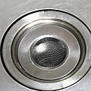 ราคาถูก เคาน์เตอร์-3.5 เซนติเมตรอ่างล้างจานสแตนเลสขยะกรองอ่างล้างจานขยะกรองท่อระบายน้ำกันชน