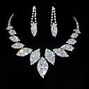 povoljno Komplet nakita-Žene Komplet nakita Umjetno drago kamenje Naušnice Jewelry Pink Za godišnjica Rođendan Kamado roštilj