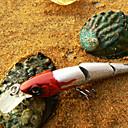 billige Etuier/deksler til Huawei-1 pcs Sluk Hard Lokkemat Elritse Bass Ørret gjedde Søfisking Ferskvannsfiskere Hard Plastikk