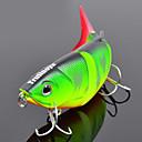 Χαμηλού Κόστους αλιευτικά εργαλεία-1 pcs Atrăgătoare Pescuit Σκληρό Δόλωμα Minnow Φωτίζει Φωσφορούχο Βυθιζόμενο Bass Τρώκτης Λούτσος Θαλάσσιο Ψάρεμα Ψάρεμα Γλυκού Νερού Σκληρό Πλαστικό