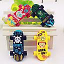 Χαμηλού Κόστους Σχολικά Είδη-Skateboard σχήμα Eraser (2 ΤΕΜ)