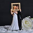 povoljno Figure za tortu-Figure za torte Klasični Tema Par Classic s Cvijet Poklon kutija