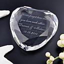 baratos Botas Femininas-Cristal Itens de Cristal Noiva Noivo Casamento Aniversário