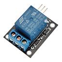 billiga 3D-skrivardelar och tillbehör-(För Arduino) 5v relämodul för scm utveckling / smarta hem kontroll