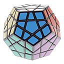 billiga Hårflätor-Magic Cube IQ-kub Megaminx Mjuk hastighetskub Magiska kuber Stresslindrande leksaker Pusselkub professionell nivå Hastighet Professionell Födelsedag Klassisk & Tidlös Barn Vuxna Leksaker Pojkar