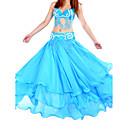 Χαμηλού Κόστους Αξεσουάρ Χορού-Χορός της κοιλιάς Φούστα Γυναικεία Εκπαίδευση Σιφόν Φυσικό / Αίθουσα χορού