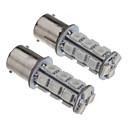 Χαμηλού Κόστους Car Exterior Lights-SO.K 2pcs 1156 Αυτοκίνητο Λάμπες SMD 5050 60-100 lm Οπίσθιο φώς For Universal