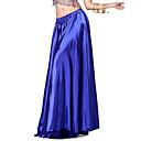povoljno Odjeća za trbušni ples-Trbušni ples Suknja Žene Trening Saten Prirodno Suknja / Balska sala
