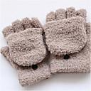 billiga Vinteraccessoarer-kvinnors söta tjock klaff vantar handskar