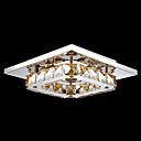 povoljno Stropna svjetla i ventilatori-UMEI™ Flush Mount Ambient Light Electroplated Metal LED 90-240V Uključen je LED izvor svjetlosti / Integrirano LED svjetlo