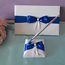 povoljno Pozivnice za vjenčanje-Knjiga gostiju / Set olovaka Saten Plaža Teme / Klasični Tema S Mašnica