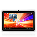 cheap Android Tablets-7 Inch Android Tablet (Android 4.4 1024*600 Quad Core 512MB RAM 8GB ROM)