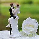 povoljno Figure za tortu-Figure za torte Klasični Tema Par Classic Smola Vjenčanje s Poklon kutija