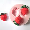 billige Bakeformer-1pc Silikon Økovennlig GDS Kake Til Småkake Pai Bakeform Bakeware verktøy