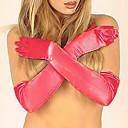 povoljno Party rukavice-Žene Cosplay Spol Zentai odijela Rukavice Catsuit Jednobojni Rukavicama / Saten