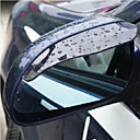 billige Bilovertrekk-2X bil bakspeilet regnvann øyebryn deksel Side skjold