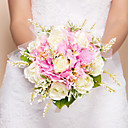 ราคาถูก รองเท้าOxfordสำหรับผู้ชาย-ดอกไม้สำหรับงานแต่งงาน ช่อดอกไม้ งานแต่งงาน ผ้าไหม 11.02นิ้ว(ประมาณ 28ซม.)