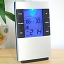 baratos Relógios de Parede-Despertador Digital Plástico Automático 1 pcs
