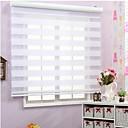 billige Dørpanel gardiner-Ren Gardin 100% Polyester Økovennlig Montere Innsiden Jacquard Tekstil