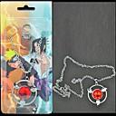 povoljno Cosplay za svaki dan-Jewelry Inspirirana Naruto Sasuke Uchiha Anime Cosplay Pribor Ogrlice Legura Muškarci novi vruć Noć vještica