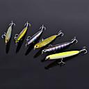 billiga Duschkranar-1 pcs Fiskbete Hårt bete Metallbete Bass Forell Gädda Sjöfiske Färskvatten Fiske Generellt fiske Metall