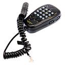 billige Telefon og forretningshodesett-yaesu mh-48a6j håndholdt mikrofon med digitale knapper for ft-7800r / ft-8800r / ft-8900r interkommunikasjonskommunikasjon - svart