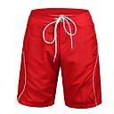 baratos Acessórios Masculinos-Homens Shorts de Natação Calção Justo de Natação Bermuda de Surf Com Cordão