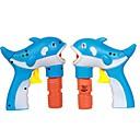 ราคาถูก ปลอกคอ สายจูง สายรัดสำหรับสุนัข-ปลาโลมาระเบิดแบบของเล่นฟอง (สีสุ่ม)