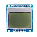 """Χαμηλού Κόστους Οθόνες-1.6 """"nokia 5110 μονάδα LCD με μπλε οπίσθιο φωτισμό για (για Arduino)"""