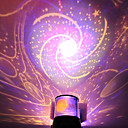 baratos Projetor de Luz-diy romantic galaxy starry sky projector luz noturna para celebrar festa
