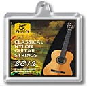 billige Instrumenttilbehør-SC12 Silver-Plated Nylon Classical Guitar Strings