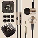 billiga Hundkläder-df 3.5mm in-ear hörlurar headset för iphone 6 iphone plus (blandade färger)