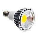 billiga Vägglampetter-1st 6 W LED-spotlights 250-300 lm E14 GU10 E26 / E27 LED-pärlor COB Bimbar Varmvit Kallvit Naturlig vit 220-240 V 110-130 V