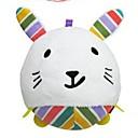 billiga Babyleksaker-skallra kanin form bebis boll mjuk bomull leksaker
