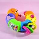 billiga Babyleksaker-barn larv form skallror leksaker barnvagn spjälsäng aktivitets mjuka leksaker