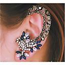 Χαμηλού Κόστους Μοδάτα Σκουλαρίκια-Γυναικεία Χειροπέδες Ear Πουλί Πολυτέλεια Μοντέρνα Στρας Σκουλαρίκια Κοσμήματα Ασημί Για Γάμου Πάρτι Καθημερινά Causal