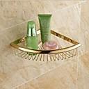 Χαμηλού Κόστους Ράφια Μπάνιου-Ράφιι μπάνιου Πεπαλαιωμένο Ορείχαλκος 1 τμχ - Ξενοδοχείο μπάνιο
