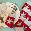 billiga Håraccessoarer-1set Santa Ornament Jul Originella Party, Holiday Decorations Holiday Ornaments