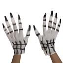 billiga Semesterartiklar-LED-handskar Fingerljus Party Plast Vuxna Leksaker Present